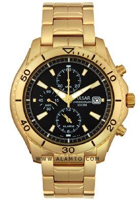 Pulsar برند برتر ساعت مچی برای مردان در سال 2011