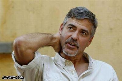 عکس George Clooney