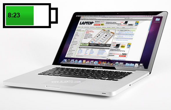 عکس لپ تاپ Apple MacBook Pro (15 inch)