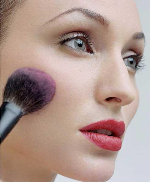 آموزش قدم به قدم آرایش در 10 مرحله !