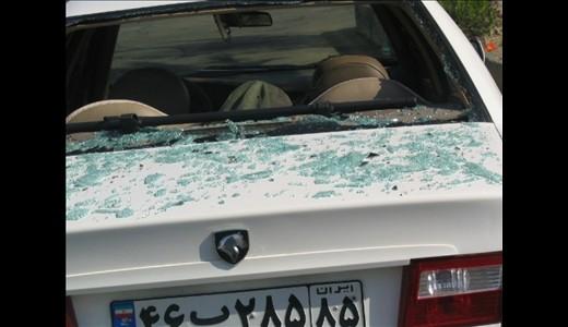 اولین تصاویر از حادثه تروریستی چاه بهار