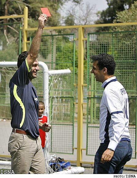 حذف عادل فردوسی پور از لیست گزارشگران فوتبال واسه همیشه