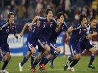 قهرمانی تیم ملی فوتبال ژاپن در جام ملت های آسیا | www.Alamto.Com
