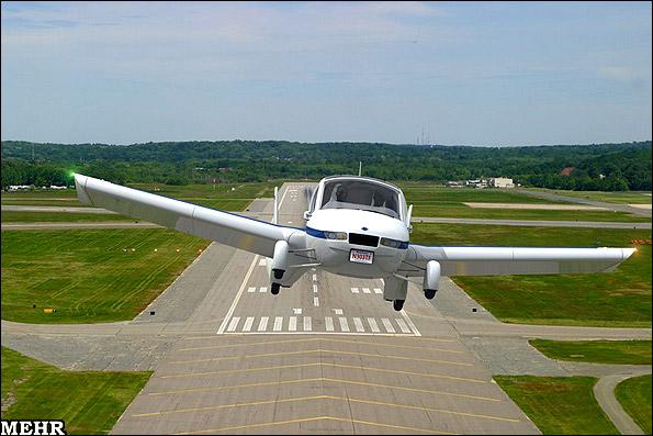 رویای ماشین پرنده به حقیقت پیوست | www.Alamto.Com