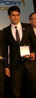 متوسل زاده به عنوان جوانمرد ترین بازیکن سال انتخاب شد