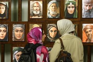 برگزاری نمایشگاه عکس سریال مختارنامه با حضور بازیگران مشهور