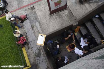 یک سربریده در خیابان ! (+16 ) + عکس
