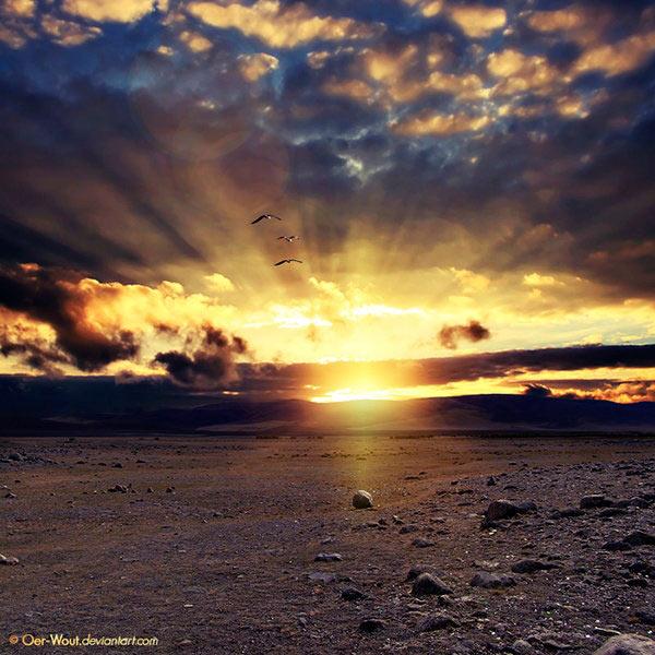 عکس های بسیار زیبا و رویایی از طبیعت