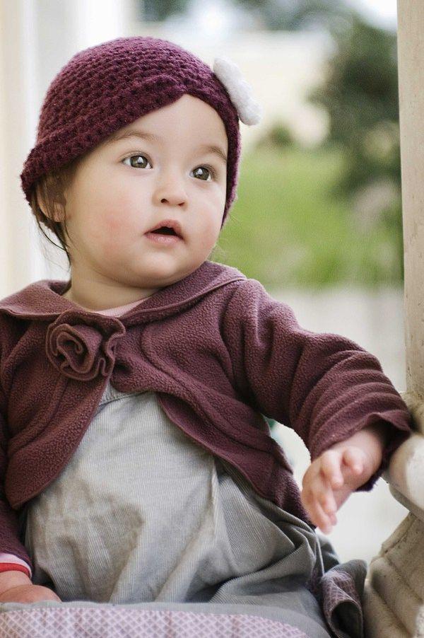 عکسهای دیدنی از بچه های ناز و دوست داشتنی