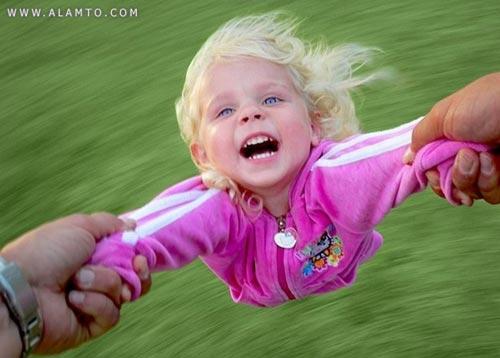 تصاویر خنده دار و دیدنی از بچه ها - عکس کودکان