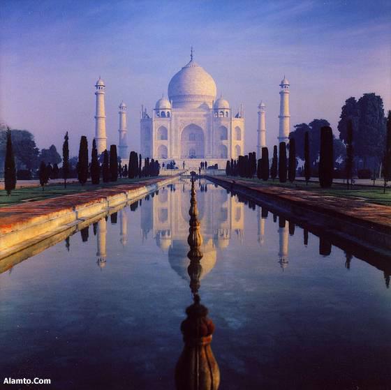 عکس از عجایب هفتگانه جدید جهان