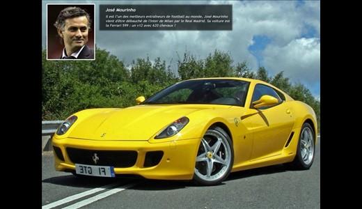 خودروفوتبالیست های معروف +عکس | www.Alamto.Com
