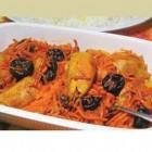 طرز تهیه خورش هویج