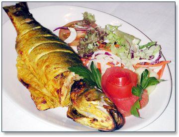 آموزش پختن ماهی حلوا شکم پر | www.Alamto.Com