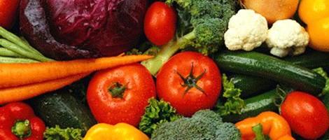 آموزش نگهداری و مصرف سبزیجات
