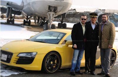جدیدترین تصاویر و گزارشات از فیلم شیش و بش | www.Alamto.Com