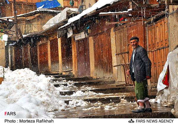 عکس هایی دیدنی از زمستان در ماسوله !! | Alamto.Com