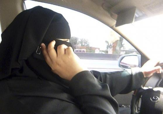رانندگی زنان در عربستان / عکس | www.Alamto.Com