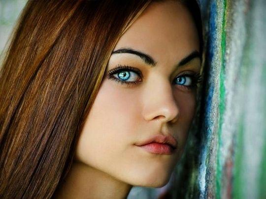 قشنگتر ترین و ناز ترین چشمای دنیا...