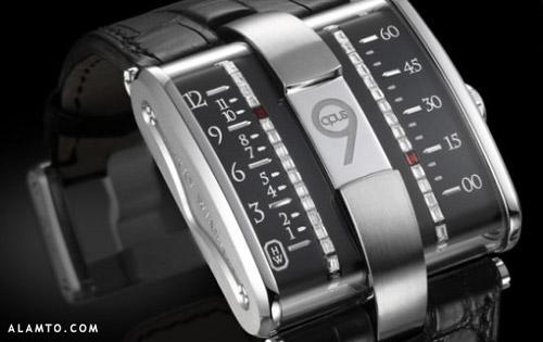 جدیدترین مدلای ساعت مچی مردونه - مدرن و خلاقانه