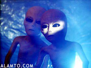 آدم موجودات فضایی رو در خواب دیده
