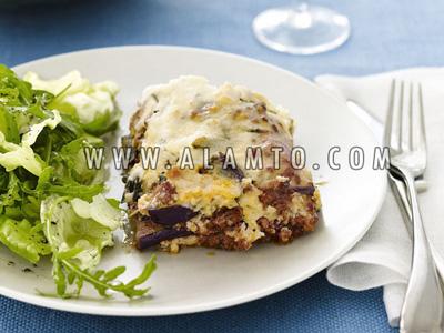 غذای یونانی Moussaka