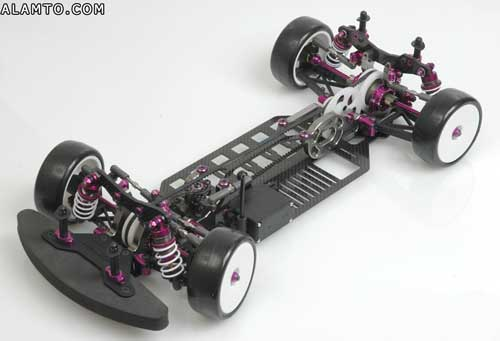 Schumacher Mi3 سریعترین خودروی اسباب بازی جهان !