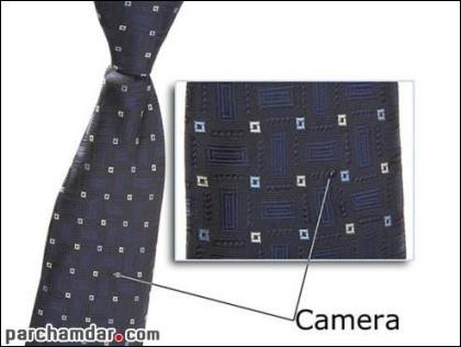 آشنایی با دوربین مخفیای بسیار کوچیک ! تصویری