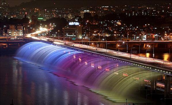 زیباترین پل های جهان + عکس