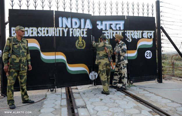 مرز هند و پاکستان. مرز مشترک 2800 کیلومتر