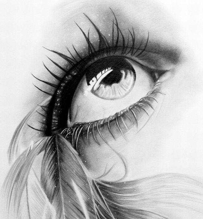 نقاشیای فوق العاده قشنگتر و باورنکردنی با مداد