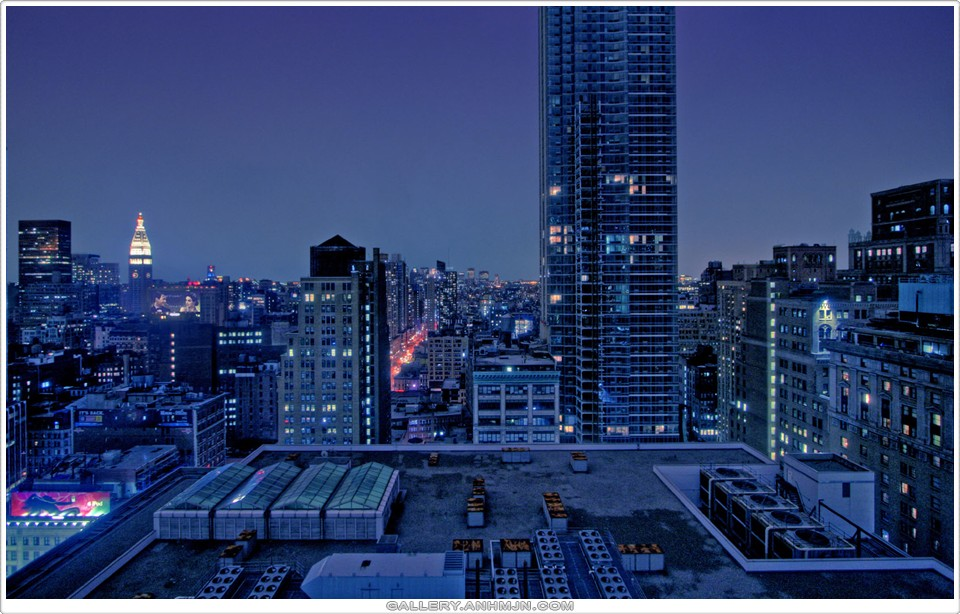زیباترین شهرهای جهان در هنگام شب