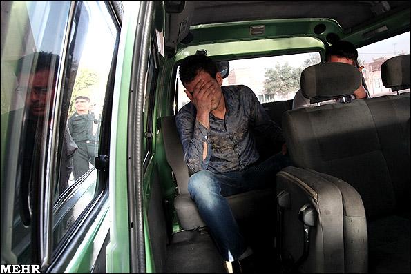 عکسای اجرای طرح دستگیری سارقین و فروشندگان مواد مخدر