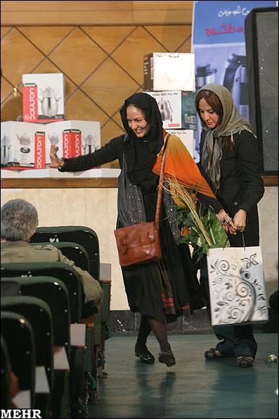 عکس مراسم گشایش فیلم خوشبختی آباد