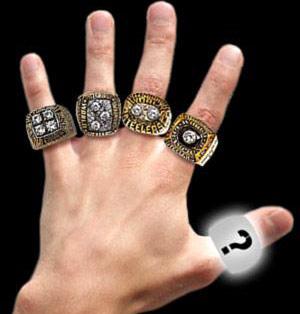 انگشتر در هر انگشت چه معنی ای دارد؟