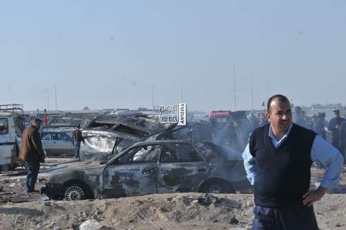 انفجار و شهادت زائران کربلا
