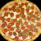 دستور پخت پیتزا پپرونی (Pepperoni)