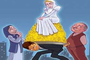 عجیب ترین و جالب ترین های مهریه ها و طلاق ها در ایران