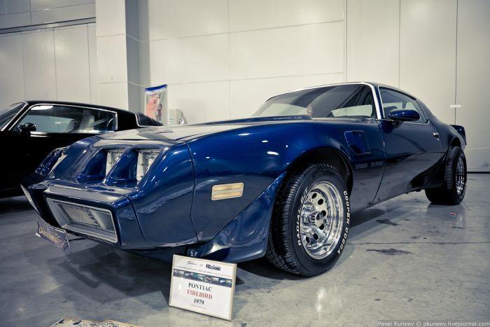 نمایشگاه خودرو های لوکس و قدیمی + تصاویر